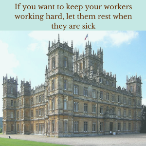 If you want to keep your workers working