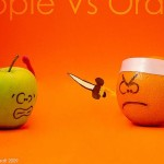 apples v oranges