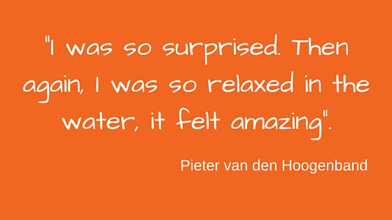 What Olympic Swimmer Pieter van den Hoogenband has to say about Top Performance