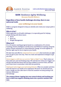 RAW program page 1