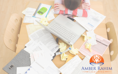 How Do You Stop Feeling Overwhelmed?