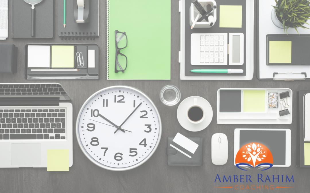productivity activity trackers amber rahim