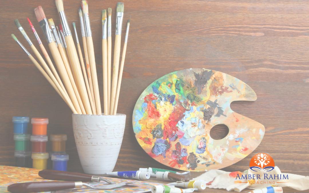 Art Inspired Advice for Choosing your Development Plan